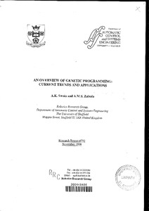 genetic engineering research paper pdf